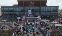 TEKERLEKLİ SANDALYE BASKETBOL - Altınordu Belediyesi Spora Damga Vurdu