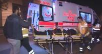 GAZİ ÜNİVERSİTESİ TIP FAKÜLTESİ - Ankara'da Karşıt Görüşlü Partililer Arasında Bayrak Kavgası Açıklaması 2 Yaralı
