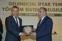 TÜRK STANDARTLARI ENSTİTÜSÜ - Antalya İl Gıda Tarım Ve Hayvancılık Müdürlüğü, Hizmet Kalitesini Tescilledi