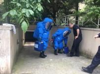 ERDEMIR - Apartman Görevlisi Havuza Dökülen Kimyasaldan Zehirlendi