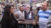 SPOR AYAKKABI - Bakan Sarıeroğlu'ndan Adana'da Esnaf Ziyareti