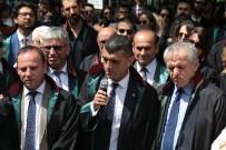 YARGI SİSTEMİ - Baro Başkanına Saldırı İddiasına Tepki