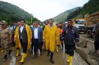 Başbakan Yardımcısı Hakan Çavuşoğlu Açıklaması 'Başbakanımızın Talimatı İle Vatandaşlarımızın Zararı Karşılanacak'