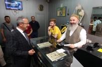 DİYARBAKIR VALİSİ - Başkan Köşker Diyarbakır'da