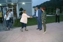 Başkan Semerci; İftarda Personeli İle Bir Araya Geldi