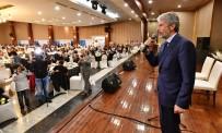 HATIPLI - Başkan Tuna, İftarını Akyurt'ta Yaptı