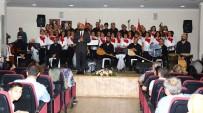 TÜRK HALK MÜZİĞİ - Bayraklı'da THM Korosu Konseri