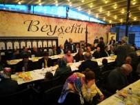 YUSUF ÖZDEMIR - Beyşehir'de Şehit Aileleri Ve Gaziler Onuruna İftar