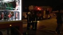 Bursa'da Bir Fabrika İftar Saati Alevlere Teslim Oldu