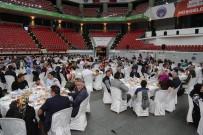 KADIR HAS - Büyükşehir Ailesinin İftar Programları Devam Ediyor