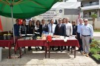 PIR SULTAN ABDAL - Çiçek Festivalinde, Polis Eşleri Şehit Çocuklarına Burs Topladı