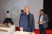 YILDIRIM DEMİRÖREN - Elazığspor'da Yeni Başkan Mehmet Parlakyıldız Oldu