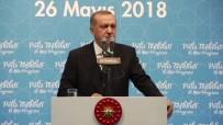 ANKARA EMNİYET MÜDÜRLÜĞÜ - Erdoğan Polis Teşkilatıyla İftarda Buluştu