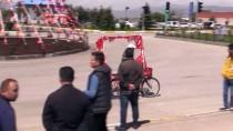 BİNALİ YILDIRIM - Erdoğan Ve Yıldırım'a Coşkulu Karşılama