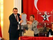 TEVFİK FİKRET - Galatasaray'da Oy Verme İşlemi Bitti, İlk Sandık Açıldı