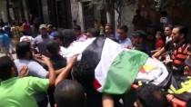 ŞEHIT - Gazze'deki Gösterilerde Yaralanan Filistinli Şehit Oldu