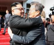 GÜNEY KORE - Güney Ve Kuzey Koreli Liderler Bir Araya Geldi