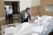 TOPLANTI - Hastanede Uygulanan 'Manevi Destek' Projesi Hasta İle Yakınlarını Memnun Ediyor