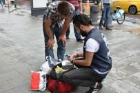 POLİS KÖPEĞİ - 'Huzur Sokaklar' Uygulamasında, 2 Bin 203 Kişi Sorgulandı