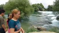 ANTALYA - Irmağa Düşen Küçük Samet 8 Gündür Bulunamıyor