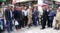 AHMED-I HANI - Jandarma Genel Komutanı Arif Çetin, Ağrı'da