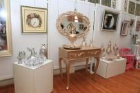 RESSAM - Kadınlara Özel El Sanatları Sergisi Açıldı