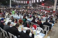 BAYıNDıRLıK VE İSKAN BAKANı - Kale Ailesinden 18 Bin Kişilik İftar Yemeği