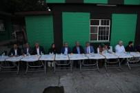 CUMA ÖZDEMIR - Kara Belediye Personeli İle İftarda Buluştu