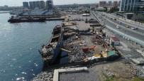 TORBA YASA - Karaya Oturan Hayalet Gemi Tallas Kaldırılıyor
