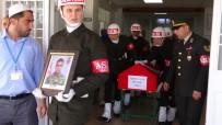 ADEM YıLMAZ - Kaza Kurşunu İle Şehit Olan Asker Memleketine Uğurlandı