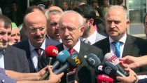 MEHMET BEKAROĞLU - Kılıçdaroğlu'ndan Hastane Ziyareti