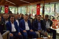 TAHIR ŞAHIN - Lapseki'de Köylere Hizmet Götürme Birliği Toplantısı