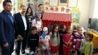 ANADOLU LİSESİ - Lise Öğrencilerinden Anaokuluna 'Hayaller Evi'