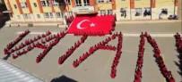 ANADOLU İMAM HATİP LİSESİ - Lise Öğrencilerinden 'Vatan' Koreografisi