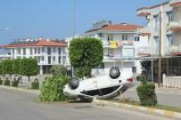 DİREKSİYON - Manavgat'ta Kaza Açıklaması 3 Yaralı