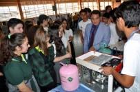 ENDÜSTRI MESLEK LISESI - Meslek Liseliler Teknolojiyi Yatırıma Dönüştürüyor