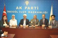 Milletvekili Şahin Açıklaması 'Hep Beraber Tarih Yazalım'