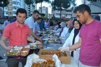 MÜFTÜ YARDIMCISI - Müftülük'ten Şehit Aileleri Ve Gazilere İftar Programı