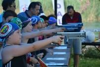 FEDERASYON BAŞKANI - Muğla'da Modern Pentatlon Yarışları Heyecanı