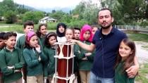 Öğretmenleriyle Kendi Teleskoplarını Yaptılar