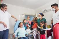 DİŞ HEKİMLERİ - Özel Çocuklar Ve Yaşlılara Diş Kontrolü