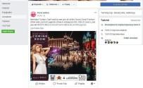 DENİZ AKKAYA - Paris Hilton'dan Mesaj Var