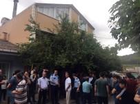POLİS EKİPLERİ - Pompalı Tüfekle Tehlikeli Oyun Ölüm Getirdi