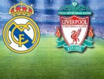 UEFA ŞAMPİYONLAR LİGİ - Şampiyonlar Ligi kupası Real Madrid'in