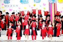 ÇETIN KıLıNÇ - Sarıgöl'de Anaokulu Öğrencilerinden Kepli Mezuniyet
