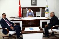 Şehit Ailelerinden Başkan Yüksel'e Hayırlı Olsun Ziyareti