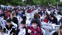 KAVAKLı - Silivri'de 5 Bin Kişi İftarda Buluştu