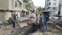 İÇME SUYU - Şırnak Belediyesi, Ramazan Ayında Da Çalışmalarına Ara Vermeden Devam Ediyor