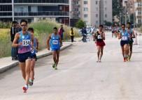 TÜRKİYE ATLETİZM FEDERASYONU - Spor Toto Türkiye Yürüyüş Ligi'nin İlk Etabı Start Aldı