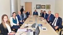 TOPLANTI - Uyum Komisyonu İlk Toplantısını Yaptı